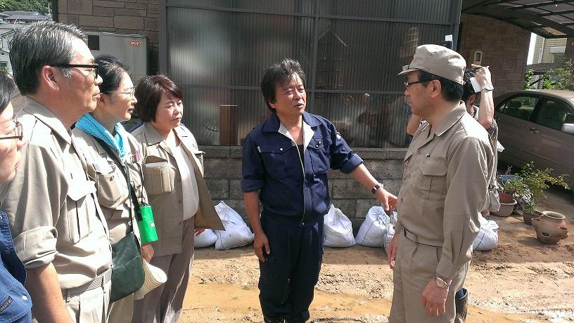日本共産党 広島県議会議員 辻つ...